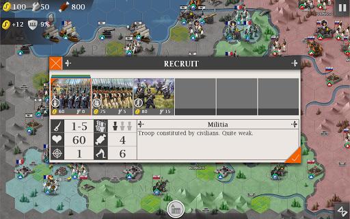 European War 4: Napoleon 1.4.2 screenshots 14