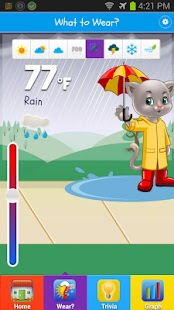 Kid Weather - screenshot thumbnail