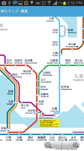 無料旅游Appの香港 旅行 マップ - Lite|記事Game