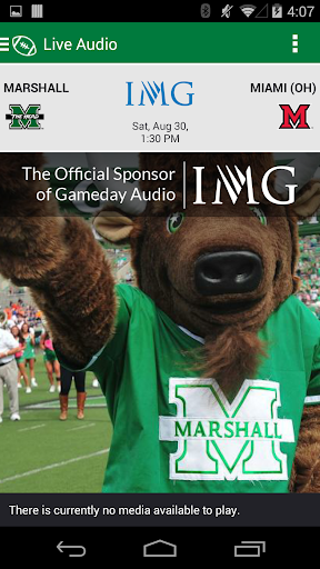 Marshall Gameday