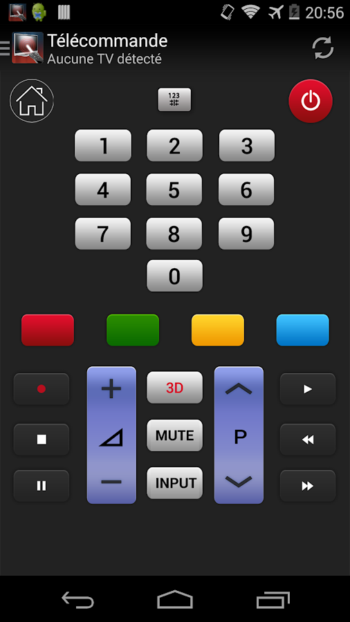 how to use lg tv remote app