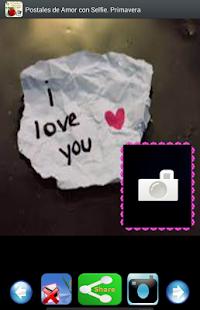 Postales de Amor. Foto Selfie - náhled
