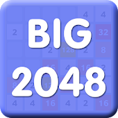 Big 2048 with mPLUS (mPOINTS)