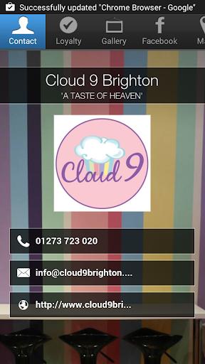 Cloud 9 Brighton