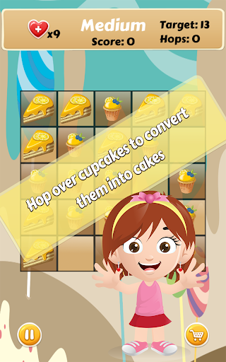 CakeHop: The Yummy Puzzle