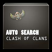 Auto Search for COC game