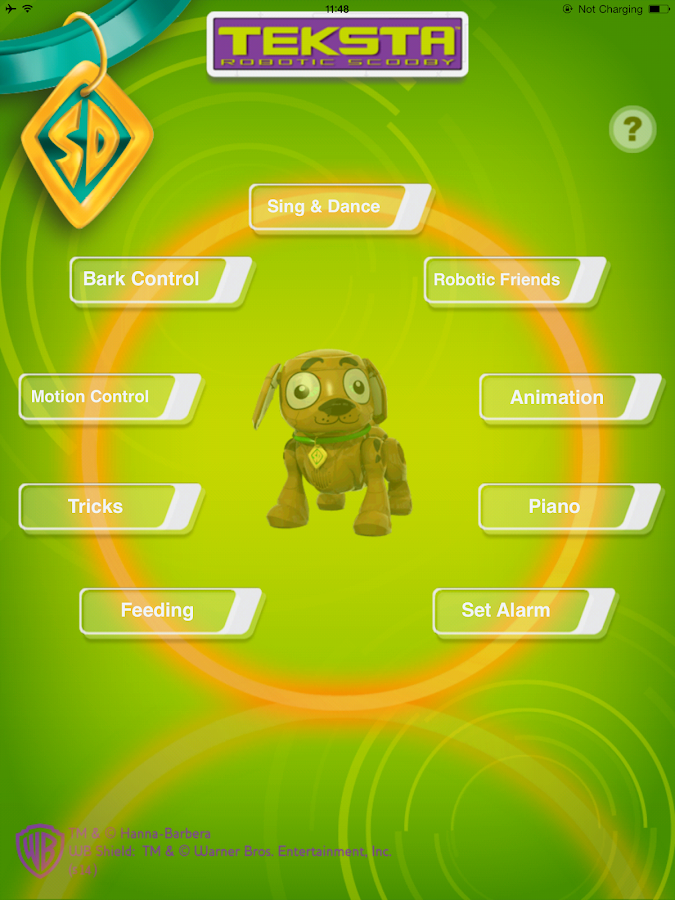 Teksta Scooby App - screenshot