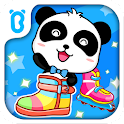My Shoes - Baby Panda icon