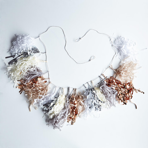 Moon Shadow Fringe Tassel Garland