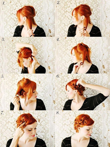 Hair Style Tips Step By Step