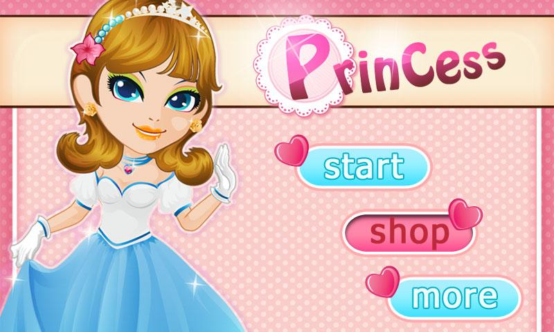 Screenshots of Dress Up Princesses for iPhone
