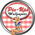 Pin Ups HD Wallpapers logo