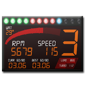 Racingmeter For Torque Pro Android Apps On Google Play