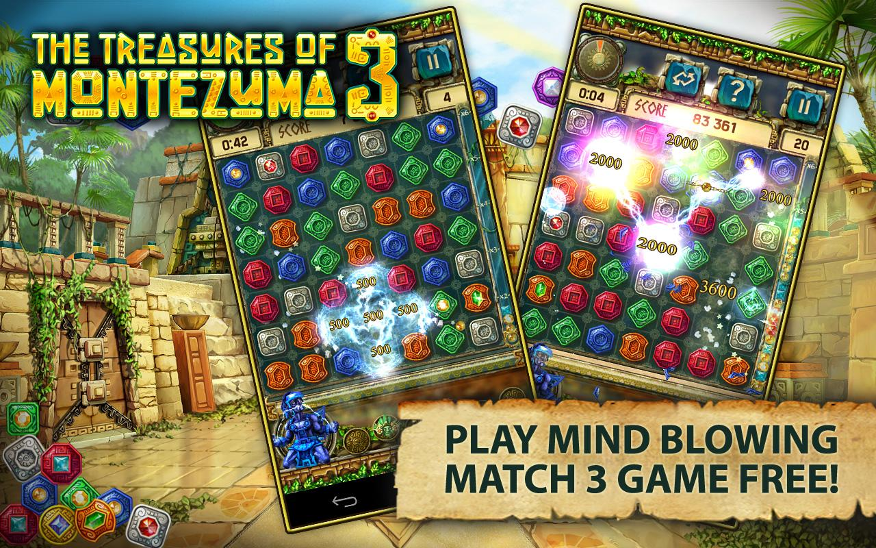 The Treasures of Montezuma 3 - screenshot