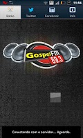 Screenshot of Gospel FM 89,3