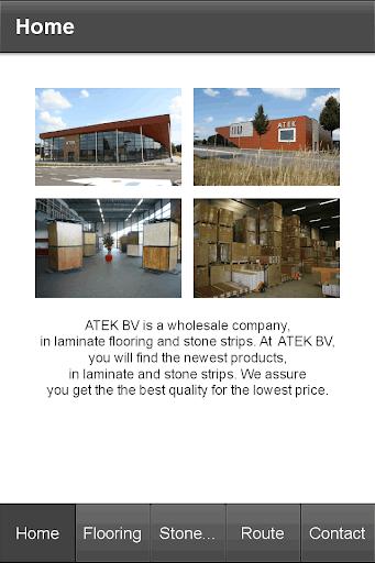 ATEK BV Vloeren Steenstrips