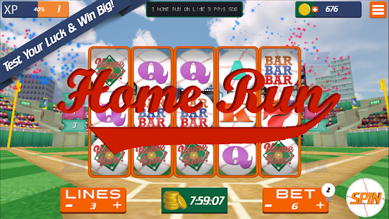 Home Run Slots- screenshot thumbnail