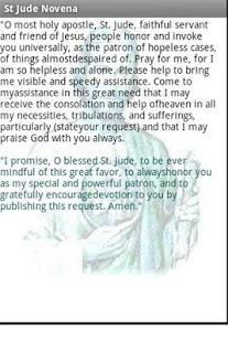 Novena -Christian holy prayers - screenshot thumbnail