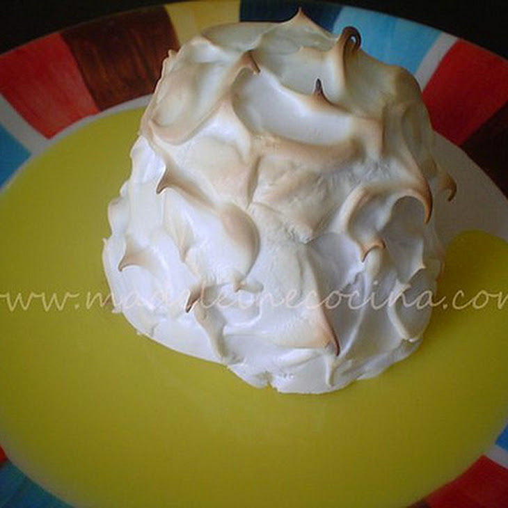 Brown Butter Baked Alaska