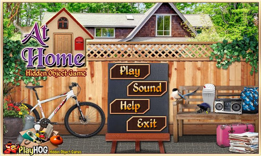 At Home - Free Hidden Objects