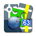 Locus - addon GeoGet Database icon