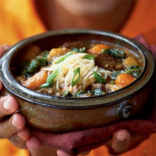 Vegetable Hot Pot Chinese Recipes.