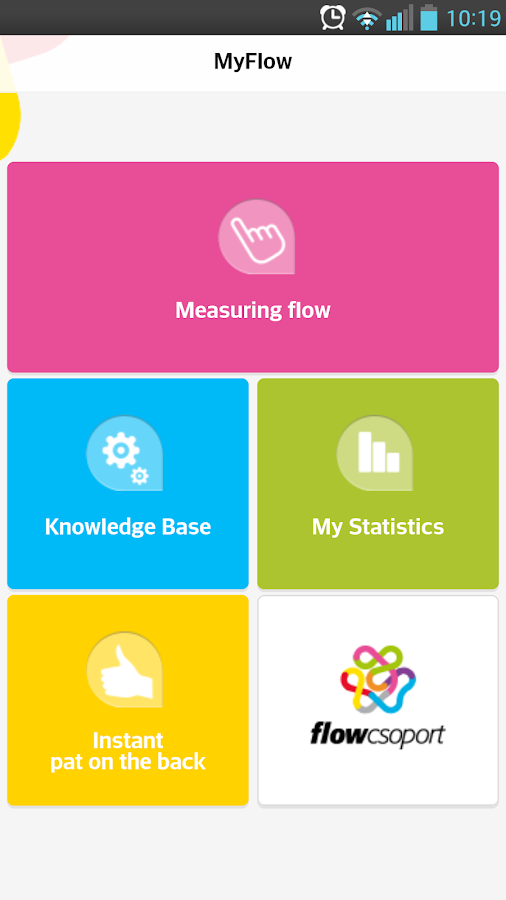 MyFlow english- screenshot