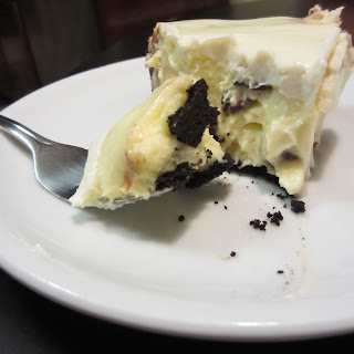 Chocolate Chip Cheesecake with Oreo Crust