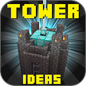 Tower Ideas: Minecraft Towers
