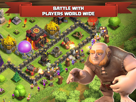 Clash of Clans 8.551.24 screenshot 576825