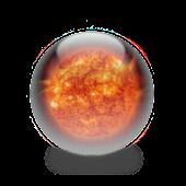 Crystal Battery Sun