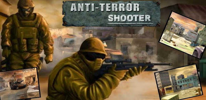Anti-Terror Shooter 1.0 apk