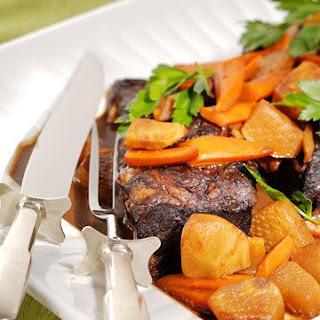Homemade Beef Stock Recipe