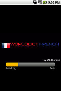 WorldDict French Full - screenshot thumbnail