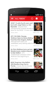 MMA News- screenshot thumbnail