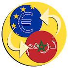 Euro Dirham Converter MAD EUR icon