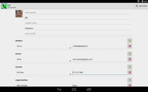 玩通訊App|Contacts VCF免費|APP試玩