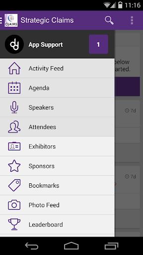 【免費生產應用App】Strategic Claims Conference-APP點子