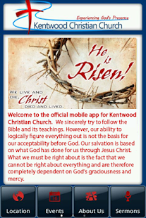 Kentwood Christian Church - screenshot thumbnail