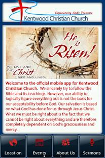 Kentwood Christian Church - screenshot thumbnail