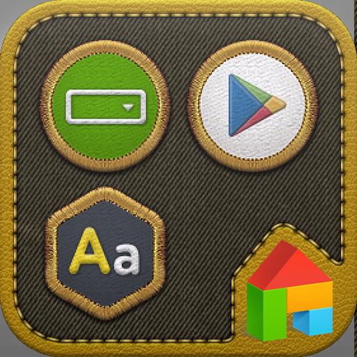 ダンディワッペン ドドルランチャーテーマ 個人化 App LOGO-硬是要APP