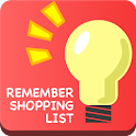 Remember Shopping List logo