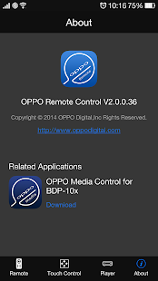 OPPO Remote Control- screenshot thumbnail