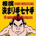 SUMO WRESTLING_70 techniques logo