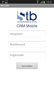 Screenshot of Stb CRM Mobile