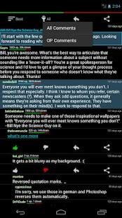 ReddiTron - screenshot thumbnail