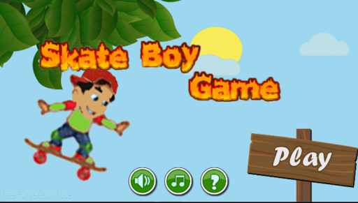 Skate Boy Game