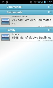 Address Book- screenshot thumbnail