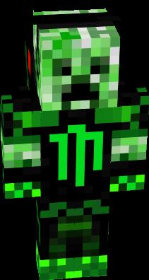 Monster Energy Nova Skin
