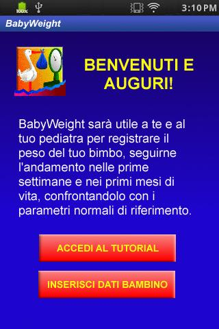 BabyWeightFREE newborn-growth